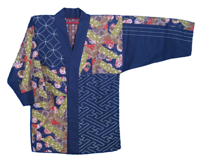 Garment Designs Sashiko Traditional Japanese Sashiko