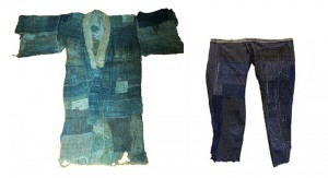 Sashiko Farmer's Clothing